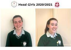 Message from the Head Girl and Deputy Head Girl Zoe Morris and Hannah Quigley
