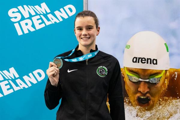 UCD Ad Astra Elite Sports Scholarship for Jena McDougald