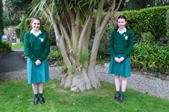 Welcome back to HCK from the Head and Deputy Head Girl