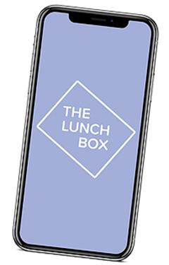 Lunch Box back in action.